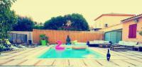 gite Viols en Laval Logement indépendant avec piscine