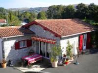 gite Saint Michel Holiday home Maison Otsarangoa