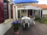 gite Saint Jean de Monts Ravissante maison de vacances au coeur de Saint-Gilles-Croix-de-Vie
