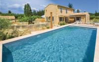 gite Domazan Four-Bedroom Holiday Home in Saint Hilaire D'Ozilha