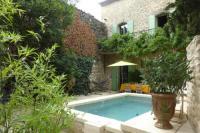 gite Tarascon Semi-detached house Saint-Hilaire-d'Ozilhan - PRV041022-L