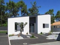 gite Bois de Céné House Superbe maison neuve et moderne a proximite de la foret