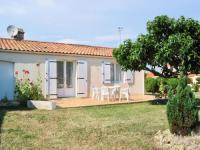 gite Saint Jean de Monts Ravissante maison pour des vacances au coeur de Saint-Hilaire-de-Riez