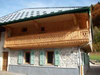 gite Samoëns Maison Verte