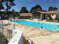 gite Notre Dame de Monts maison 6pers dans residence avec piscine chauffée