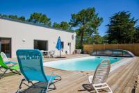 gite Saint Étienne de Mer Morte Une maison qui associe tous les atouts... piscine, plage, forêt !
