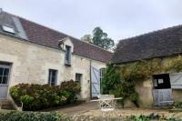 gite Arpheuilles La Maison des Hortensias - Château de St Germain