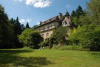 gite Ayrens Gites Chateau le Bois