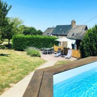 gite Beauvoir Pear Cottage with Swimming Pool