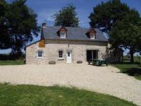 gite Sillé le Guillaume House Saint leonard des bois - 7 pers, 120 m2, 5/4 1
