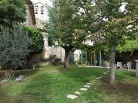 gite Roussillon Maison de charme en Luberon, jardin clos
