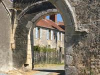 gite Saint Maurice des Noues Le Vieux Château de Saint Martin-Lars