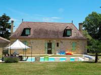 gite Mauzac et Grand Castang Ferienhaus mit Pool Saint Nexans 100S
