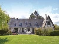 gite Thierville Holiday Home St-Ouen d Thouberville with Fireplace I