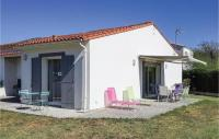 gite Meschers sur Gironde Stunning home in St. Palais sur Mer w 2 Bedrooms