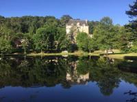 gite Thoiré sur Dinan Gite Suite Familiale La Maison Blanche Chateau La Roche Racan