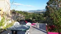 gite La Terrasse sur Dorlay gîte des chaillées