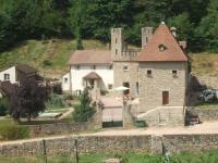 gite Saint Maurice lès Couches Domaine Du Bas De Chene
