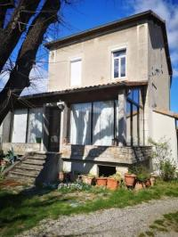 gite Saint Maurice d'Ibie House with 2 bedrooms in SaintSernin with furnished garden and WiFi