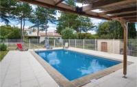 gite Belvézet Amazing home in St. Siffret w 4 Bedrooms and Outdoor swimming pool