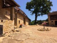 gite Saint Jean de Côle La Roussille - Oak Barn