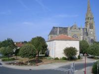 gite Sainte Hermine Recently renovated holiday house in the heart of a small French town
