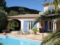 gite Taradeau Sainte-Maxime Villa Sleeps 6 Pool Air Con