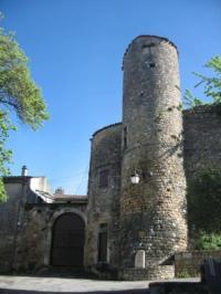 gite Les Assions Petit appart dans dépendance château Salavas