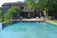 Gîte Souvignargues Gîte Salinelles Villa Sleeps 26 Pool