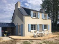 gite Santec Cozy Holiday Home in Santec with Private Garden