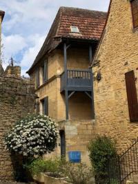 gite Marquay In Sarlat Luxury Rentals, Medieval Center - Maison Balcon des Remparts