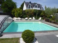 gite Plouharnel 4 stars villa - private pool