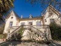 gite Salagnac Beautiful Mansion with Private Pool in Aquitaine