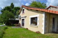 gite Saint Rémy sur Creuse Holiday home L'Abbesse