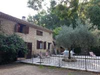 gite Aubignan Modern Farmhouse in Provence-Alpes-Riviera with swimming pool