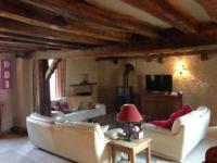 gite Champigny en Beauce Maison à vivre proche Chambord et Golf, capacité 10 personnes