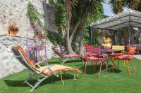gite Pézenas SETE maison de ville avec jardin clos
