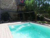 gite Narbonne Villa Thelya, Charmante maison de ville (Ancien Chai)