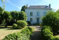 gite Vouvray sur Loir LA GRAND MAISON