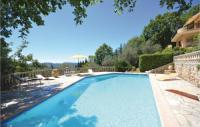 gite Briançonnet Holiday Home Speracedes with Fireplace I