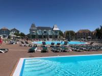 gite Longeville sur Mer Maison avec piscine