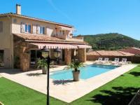gite Saint Tropez Ferienhaus mit Pool Taradeau 120S