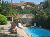 gite Saint Cyprien Ferienhaus mit Pool Tordères 100S