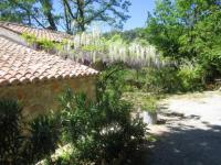 gite Roquebrune sur Argens House with 2 bedrooms in Tourrettes with wonderful mountain view furnished garden and WiFi 15 km from the beach