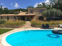 gite Seillans Modern Holiday Home with Private Pool in Tourtour