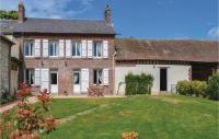 gite Talmontiers Two-Bedroom Holiday Home in Trie Chateau