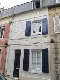 gite Bourg Beaudouin La Maison Bleue
