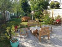Gîte Les Bordes Aumont Gîte Maison avec jardin et parking privé