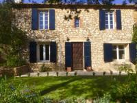 gite Uzès XIXe Provencal Stone House with Private Pool