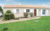 gite Saint Gilles Croix de Vie Three-Bedroom Holiday Home in Vaire